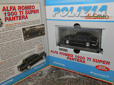 MODELLINO ALFA ROMEO 1900 TI SUPER PANTERA SCALA 143 BRUMM