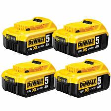NEW Genuine Dewalt DCB184 18v 5.0Ah XR Li-Ion 5ah Lion Slide Battery