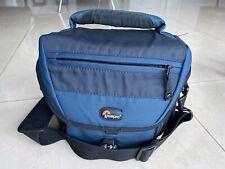 Lowepro Nova 160 AW Shoulder Bag (Blue)