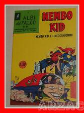 ALBI DEL FALCO NEMBO KID (Superman) N. 89 Ristampa Anastatica