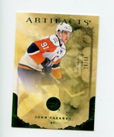 10/11 UPPER DECK ARTIFACTS EMERALD GREEN #9 JOHN TAVARES 16/50 ISLANDERS *68862