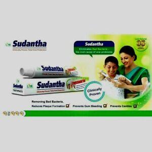 Link Sudantha Ayurvedic Herbal Toothpaste - 80g/ 120g | Natural Oral Protection