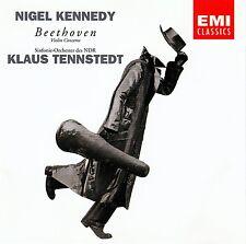 Nigel Kennedy: Beethoven-Violin Concerto-Klaus Tennstedt/CD