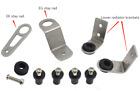 MOTOR Bolt-on Radiator Bracket Kit K-Series - For Civic Integra - K-Swap