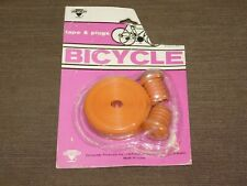 VINTAGE OLD BICYCLE CHAMPIONSHIP TAPE & PLUGS  NEW NOS