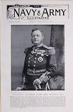 1897 BOER WAR VICE-ADMIRAL SIR ROBERT HENRY MORE MOLYNEUX K.C.B
