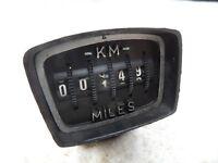 alter Kilometerzähler Trabant Wartburg Barkas B1000 Framo Wolga Lada Skoda