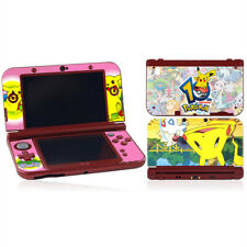 Pokemon Pikachu Vinyl Decal Skin Sticker for New Nintendo 3DS XL LL Console