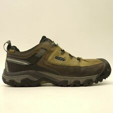 Keen Targhee III WP US 12 EU 46 Low Athletic Outdoor Hiking Trail Mens Shoes