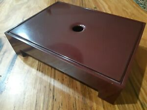 ALESSI BAKELITE DECORATIVE BOX BY STARCK