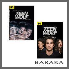 TEEN WOLF Series Season 3 Part 1 & 2 DVD New Region 4