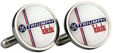 Triumph Toledo Leyland Logo Cufflinks and Gift Box
