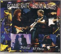 Bonnie Raitt & Bryan Adams Rock Steady Promo CD Single