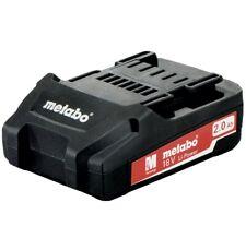 Metabo Akkupack 18V 2,0Ah Li-Power (625596000) Lithium Akku