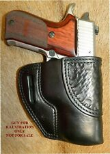 Gary Cs Leather Owb Avenger Holster For Sig Sauer P220 Carry 39