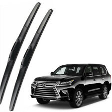 Genuine OE Front Windshield Wiper Blades For 2016-2020 Lexus LX570 Full Series