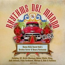 Rhythms del Mundo Cuba (2006, feat. Coldplay, U2) [CD]