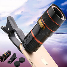 8X Zoom Optical Telescope Camera Lens Universal For Cell Phone iPhone Samsung