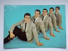 I CAMPIONI Jolly record vecchia cartolina discografia
