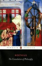 The Consolation of Philosophy by Ancius Boethius (2000, Paperback, Revised)