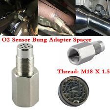 Car Engine Light Check Fix Catalytic Converter O2 Sensor Spacer Adapter Bung