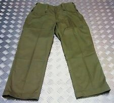 Genuine British Army Lightweight Combat / Fatigue Trousers L/W Green & Black NEW