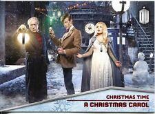 Doctor Who 2015 Christmas Time Chase Card CT-6 A Christmas Carol