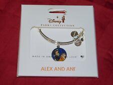 Disney Parks Aladdin Princess Jasmine and Raja Silver Bangle by Alex and Ani New