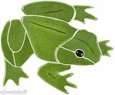 Bull Frog Mosaic Ceramic Tile Swimming Pool Wall Bar Patio Deck Bath Shower Art