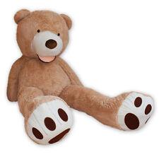 XXL Teddybär Riesen Teddy Plüsch Bär Plüschbär Kuscheltier 260cm Kuschelbär
