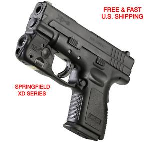 STREAMLIGHT 69291 TLR-6 Pistol Mount Flashlight Red Laser SPRINGFIELD XD SERIES