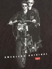 VTG .90's Levi's 501 American Original Men's Bickers Made In USA Rare T-shirt XL