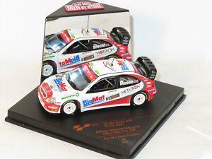 1/43 Citroen Xsara WRC  Bologna Memorial Rallysprint 2008  K.Meeke  box damage