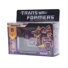 Transformers G1 Decepticon Headmaster Mindwipe Reissue Action Figure Toy Gift