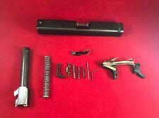 Glock 17 Gen3 Austrian.9MM Complete Slide Upper&Lower Parts Kit Poly80 Spec