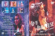 Amy Winehouse 2011 Last Concert DVD