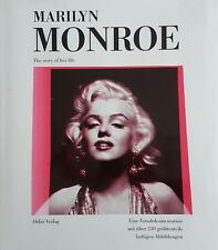 """Marilyn Monroe """"The Story of her life"""""""