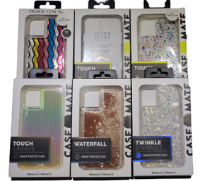 Assorted Case-Mate Cases for iPhone Xr / iPhone 11 (Tough, Prabal Gurung, Waterf