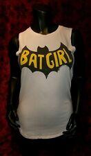 MEDIUM - Delia's Batgirl Tank Top Punk Rock Retro Batman Joker