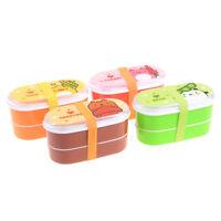 Mignon variété Cartoon animal lunch box Food Container rangement Bento  rL