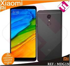 TELEFONO MOVIL XIAOMI REDMI 5 BLACK 32GB ROM 3GB RAM SMARTPHONE VERSION GLOBAL