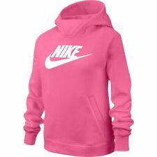 Felpa Invernale Bambina Hoodie Nike Sportswear BV2717-684 Rosa