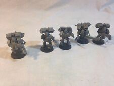 Warhammer 40k Space Marines Blood Angels Death Company Jump Packs x5