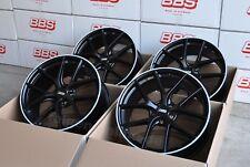 BBS CI-R schwarz 4 Felgen 20 Zoll CI0701 für BMW X3 Typ G01 mit ABE