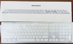 Apple MQO52LL/A Magic Keyboard 2 With Bluetooth Numeric Keypad
