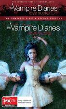 Vampire Diaries : Season 1-2 (DVD, 2011, 10-Disc Set)