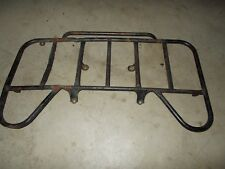 2001 Yamaha Kodiak 400 Rear Metal Luggage Rack Carrier Bars Holder Support
