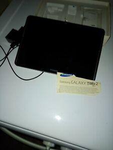 """Samsung Galaxy Tab 2 GT-P5110 10,1"""" 16 Go Wi-Fi Tablette - Blanche"""