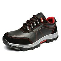 Waterproof Men's Factory Steel Toe Breathable Work Safety Boots Shielding Shoes