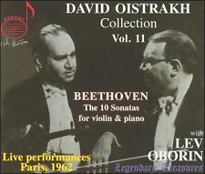 David Oistrakh Collection, Vol. 11 - Beethoven: The 10 Violin Sonatas, New Music
